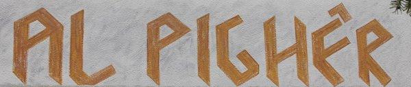 Logo Al Pigher
