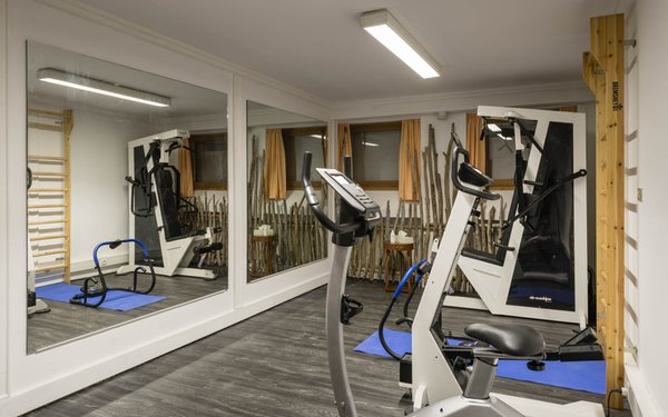 Foto della zona fitness Boutique Hotel Am Park