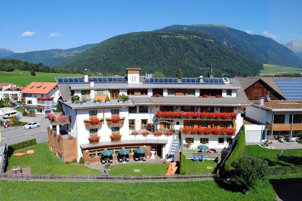 Foto estiva di presentazione Hotel Alp Cron Moarhof