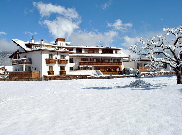 Foto invernale di presentazione Hotel Alp Cron Moarhof