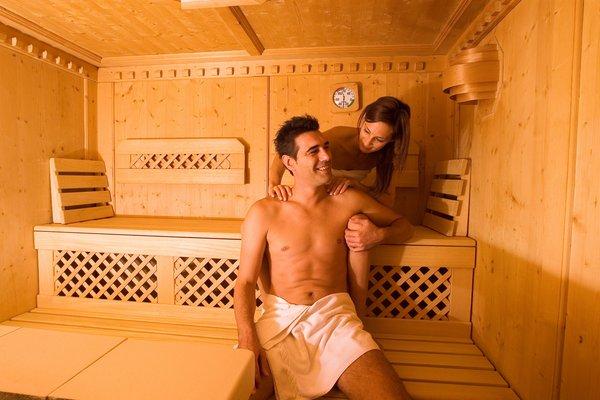 Photo of the wellness area Hotel Alp Cron Moarhof