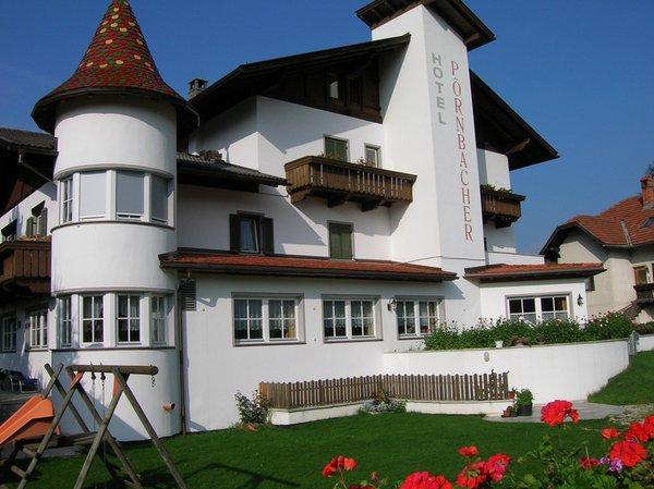 Sommer Präsentationsbild Hotel Pörnbacher