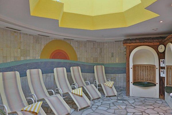 Foto vom Wellness-Bereich Hotel Pörnbacher