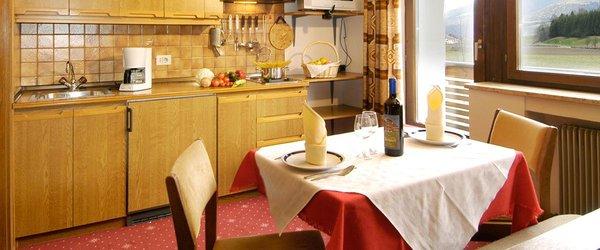 Foto della cucina Aichner