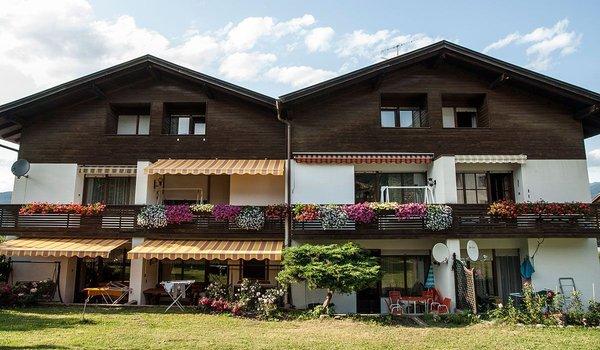 Foto estiva di presentazione Residence Aichner