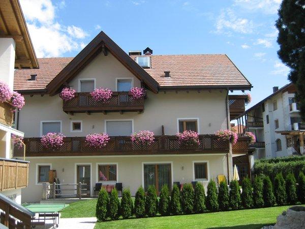 Foto estiva di presentazione Appartamenti Mutschlechner