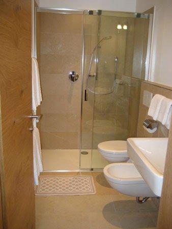 Foto del bagno Appartamenti Mutschlechner
