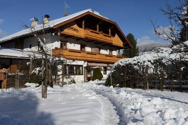 Foto invernale di presentazione Sigmair - Residence 2 stelle