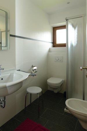 Foto del bagno Residence Sigmair