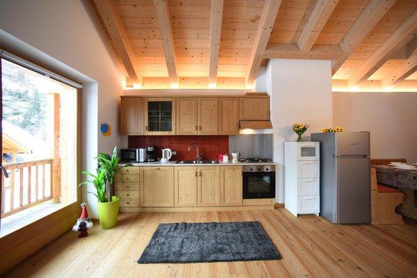 Foto der Küche Cernadoi