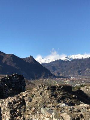 Panorama Avigliana (Valle di Susa e Val Sangone)