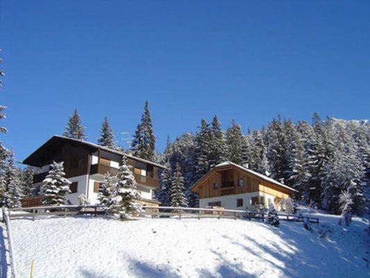 Foto Außenansicht im Winter Agreiter