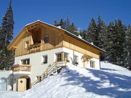 Winter Präsentationsbild Ferienwohnungen Agreiter