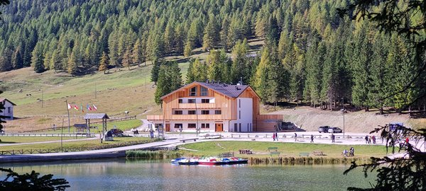 Photo exteriors in summer Chalet Alpenrose