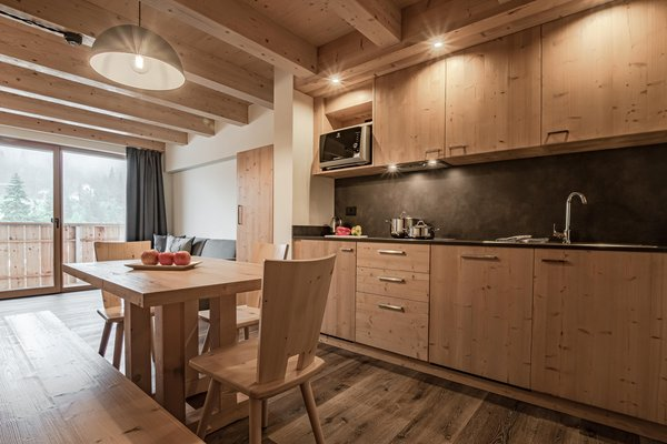 Photo of the kitchen Chalet Alpenrose
