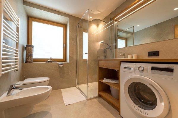 Foto del bagno Apartment Fina