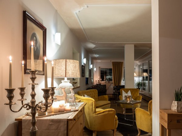The common areas Hotel Alte Goste