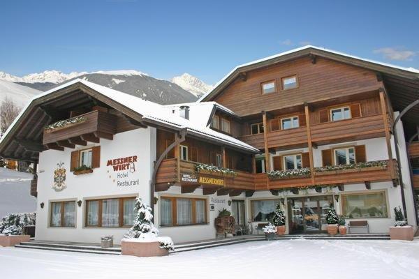 Foto invernale di presentazione Hotel Messnerwirt