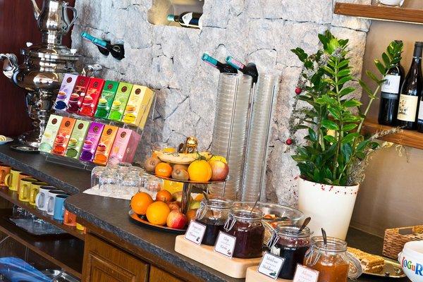 Das Frühstück Messnerwirt - Hotel 3 Stern sup.