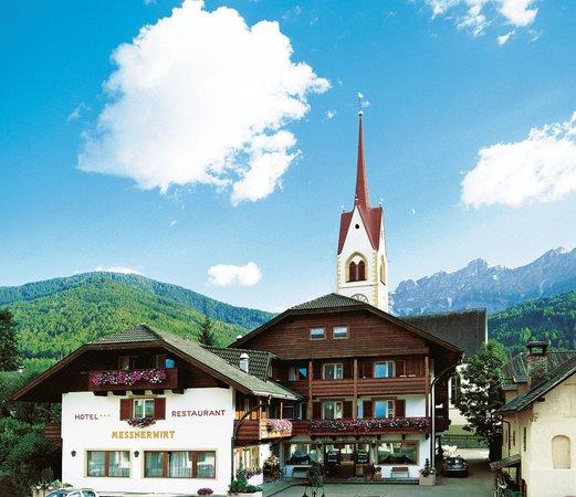 Sommer Präsentationsbild Messnerwirt - Hotel 3 Stern sup.
