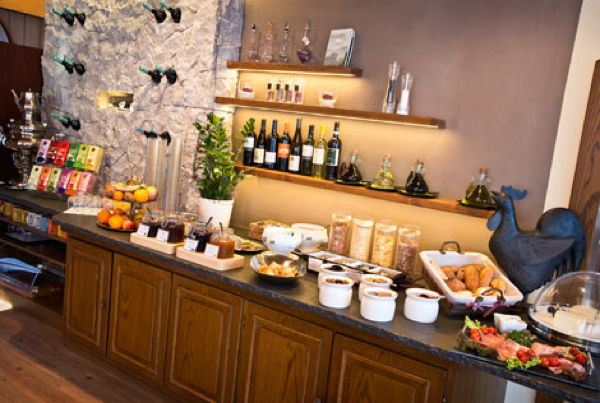 La colazione Hotel Messnerwirt