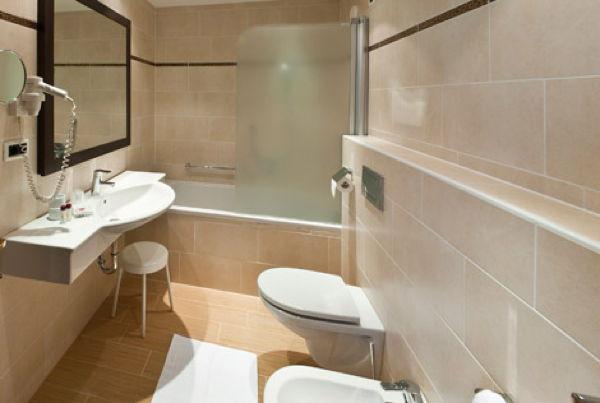 Foto del bagno Hotel Messnerwirt