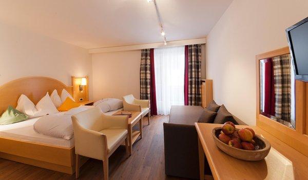 Foto vom Zimmer Hotel Messnerwirt