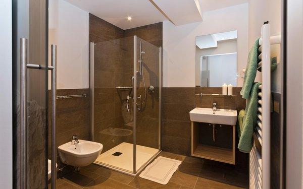 Foto del bagno Alpinhotel
