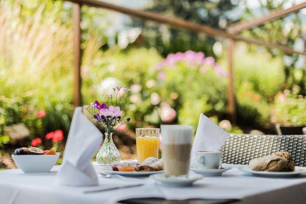 La colazione Alpinhotel