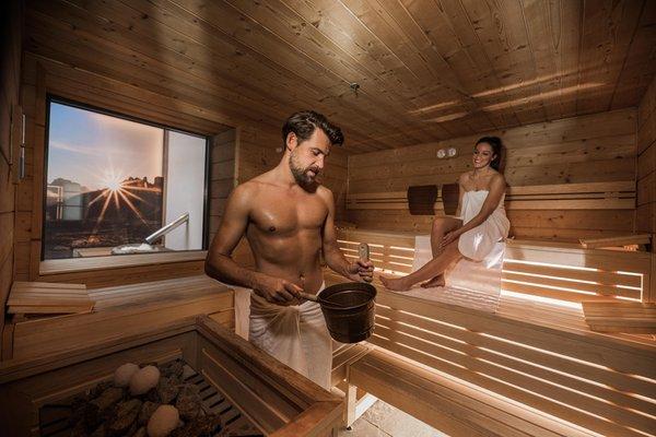 Foto della sauna Valdaora di Sopra