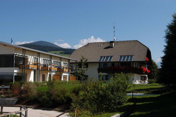 Foto esterno in estate Tolderhof