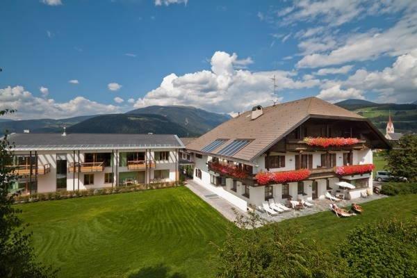 Foto estiva di presentazione Residence Tolderhof