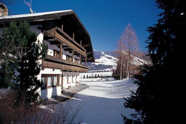 Foto invernale di presentazione Residence Tolderhof