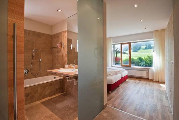 Foto del bagno Residence Tolderhof