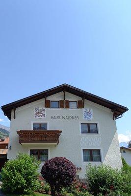 Foto estiva di presentazione Appartamenti Haus Waldner