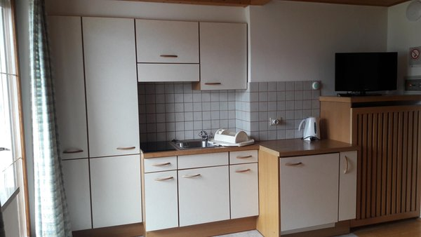 Foto della cucina Haus Waldner