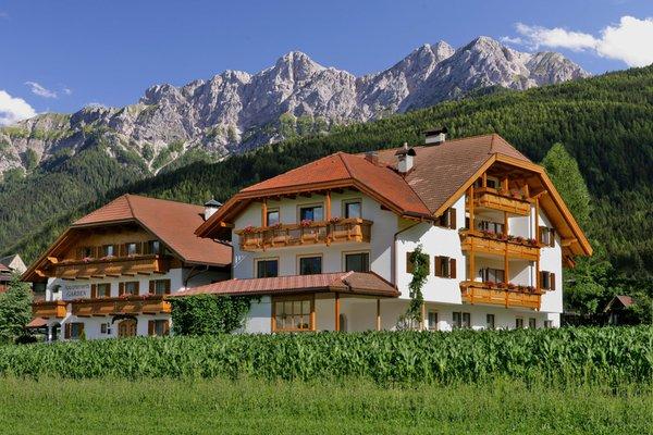 Foto estiva di presentazione Residence Steiner - Garden