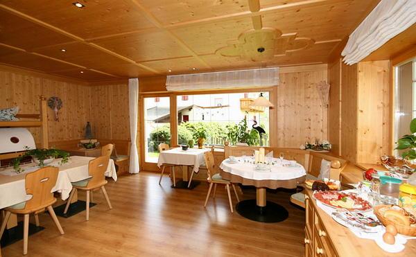 Immagine Camere con prima colazione Haus Grüner