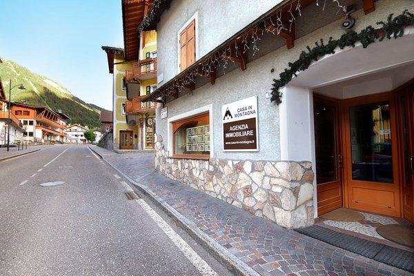 Foto Außenansicht im Winter Casa in montagna
