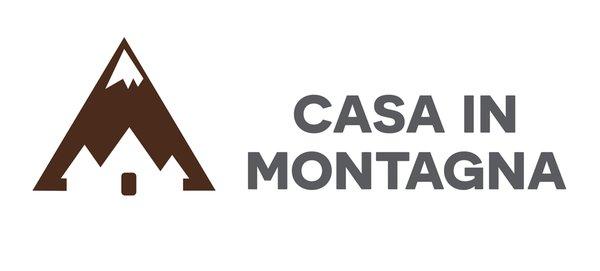 Logo Casa in montagna