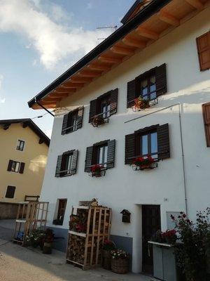 Foto estiva di presentazione Appartamenti Haus Toller