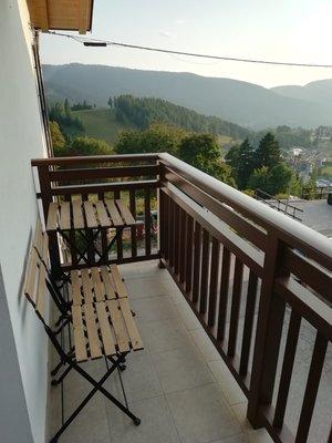 Foto del balcone Haus Toller