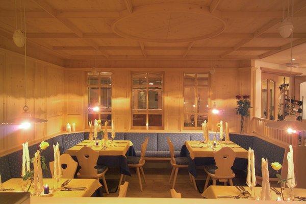 Il ristorante Valdaora di Sotto (Valdaora) Kronplatz