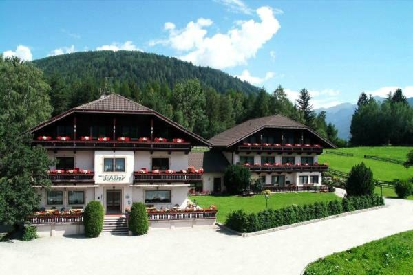 Foto estiva di presentazione Scherer - Hotel 3 stelle