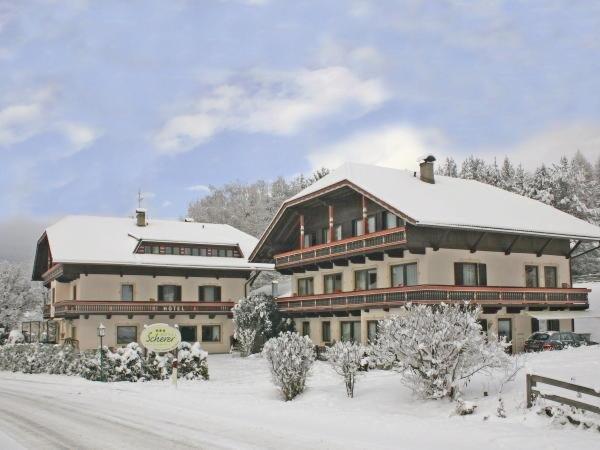 Winter presentation photo Hotel Scherer