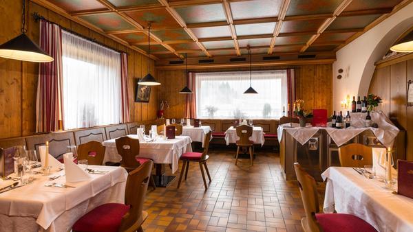 The restaurant Valdaora di Sotto / Niederolang (Valdaora / Olang) Scherer