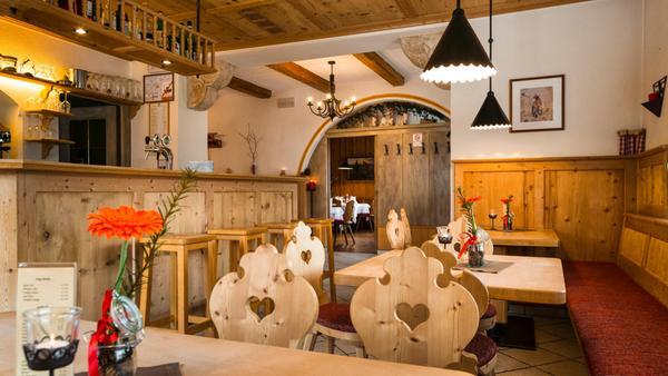 Il ristorante Valdaora di Sotto (Valdaora) Scherer