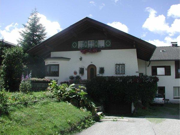 Foto estiva di presentazione Schnarf - Residence 2 stelle