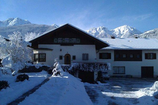 Foto invernale di presentazione Schnarf - Residence 2 stelle