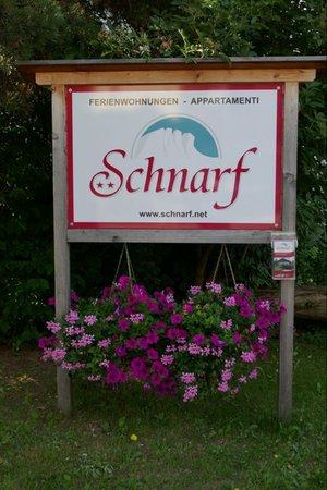 Logo Schnarf